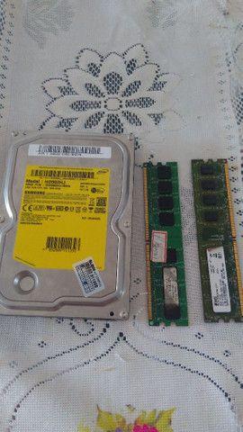 HD de 500 de memória - Foto 2