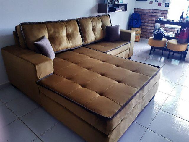 Fabricação e reforma de sofá  - Foto 4