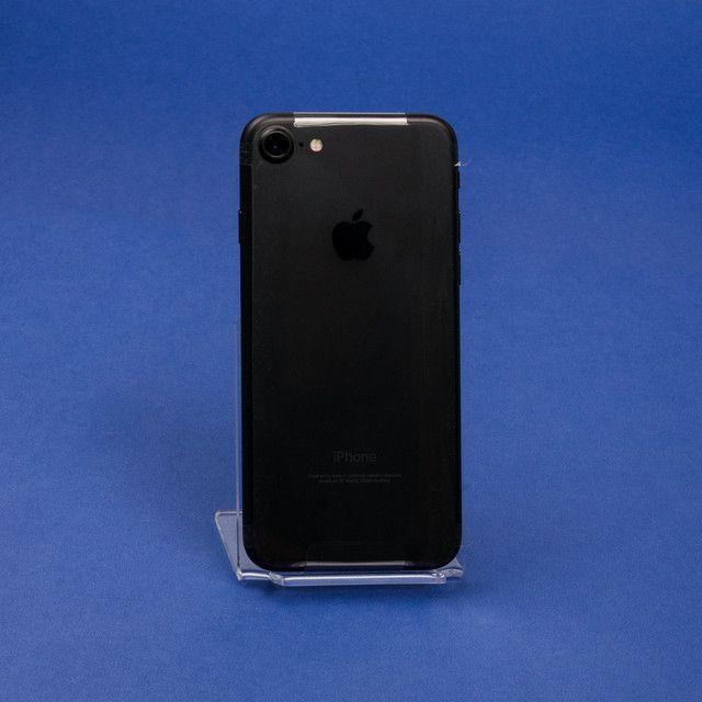 IPhone 7 Preto Matte 32Gb lacrado - Foto 4