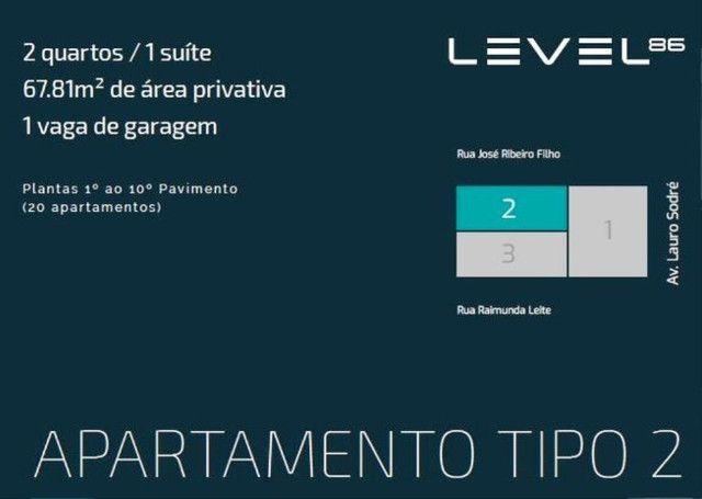 Lançamento - Condomínio Residencial ?Level 86? - Foto 15