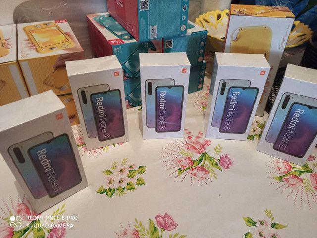 Celular Xiaomi note 8 64 GB 4 ram