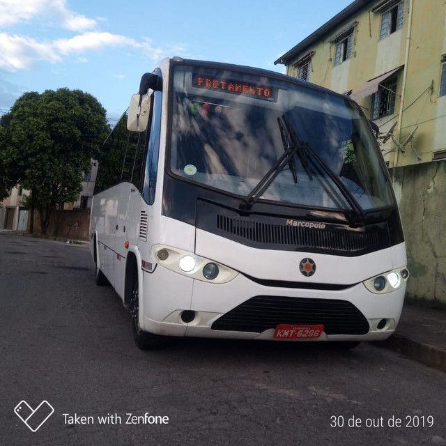 Micro ônibus Marcopolo Senior - Foto 2