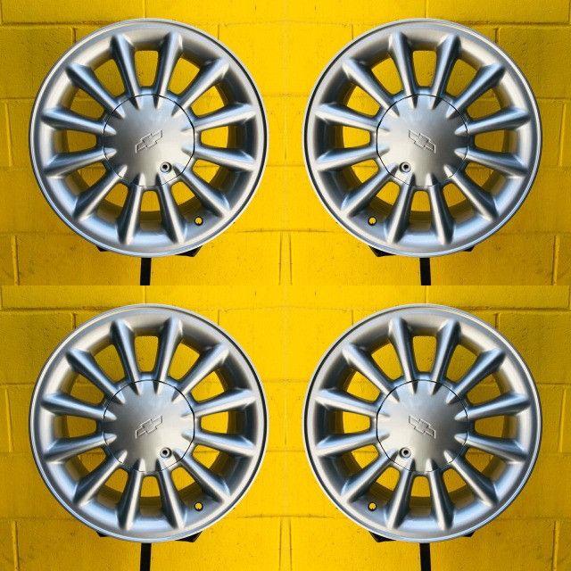 Guidon- Gm Omega Powertech 93/98 - 15x7 - 5x110 Jogo Y