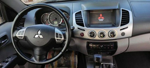 Mitsubishi L200 Triton 3.2 Hpe Cabine dupla 4×4 Auto. 4p. - Foto 5