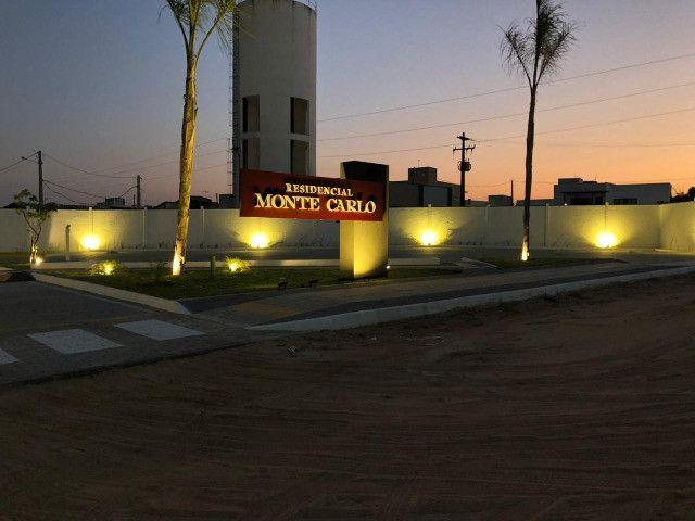 Terreno no condomínio Monte Carlos (alto padrão) 89 mil