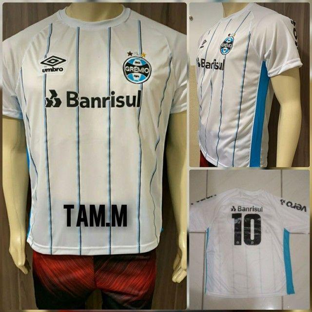 Camisas do Grêmio. - Foto 4