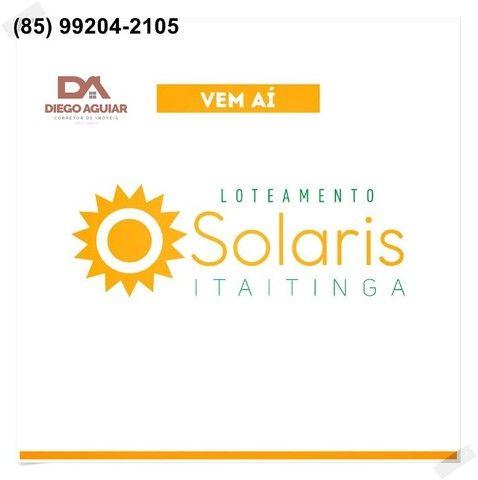 Solaris Loteamento em Itaitinga-Gererau &¨%$# - Foto 3
