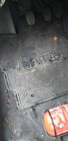 Jogo de tapetes Fiat Strada cabine dupla 4 peças