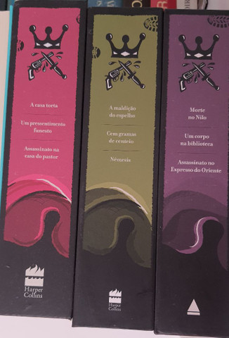 Box Agatha Christie - Foto 2