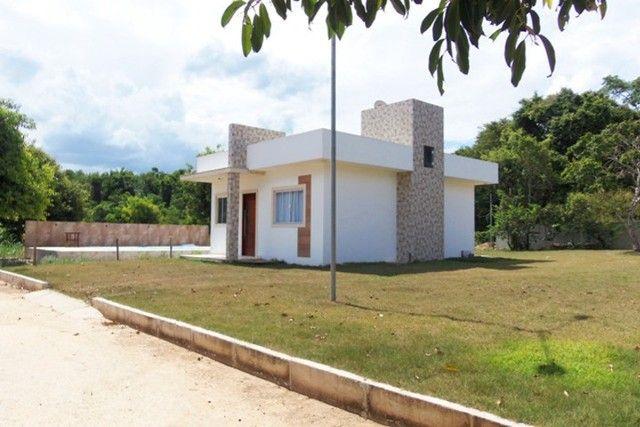 Casa nova 2 Qts em Bacaxá, Aceita Financiamento - Foto 3