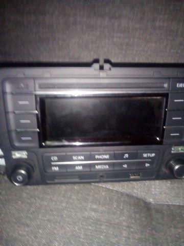 Rádio nunca foi usado