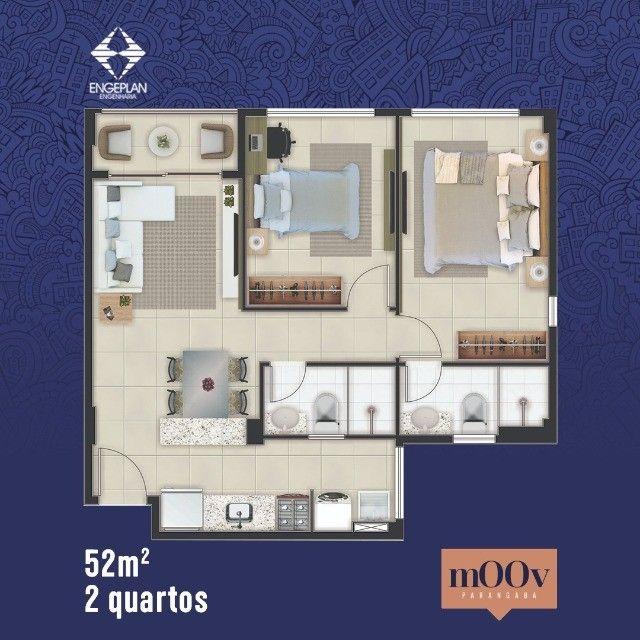 Apartamentos de 2 ou 3 quartos na Parangaba. Com elevador, lazer, segurança para você - Foto 9