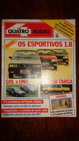 Quatro Rodas Fevereiro 1986