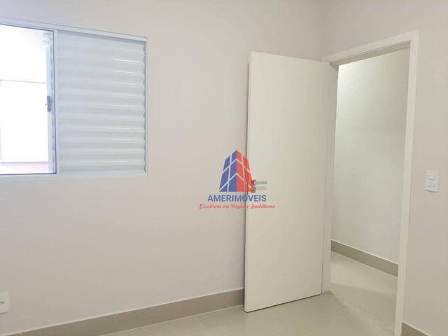 Casa com 3 dormitórios à venda, 119 m² por R$ 437.000,00 - Jardim Santa Rosa - Nova Odessa - Foto 13