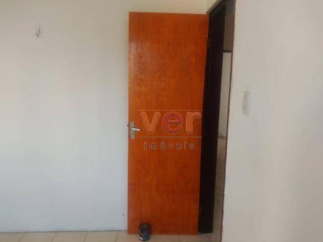 Apartamento para alugar, 52 m² por R$ 1.000,00/mês - Benfica - Fortaleza/CE - Foto 8