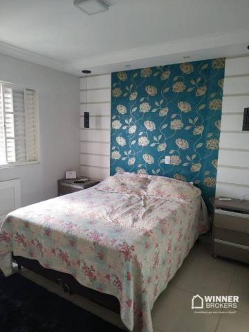 Lindo apartamento mobiliado à venda no centro de Cianorte! - Foto 8