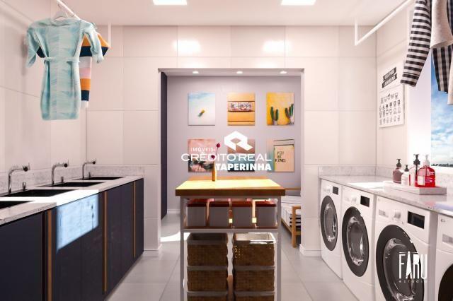 Apartamento à venda com 2 dormitórios em Nossa senhora do rosário, Santa maria cod:100439 - Foto 17