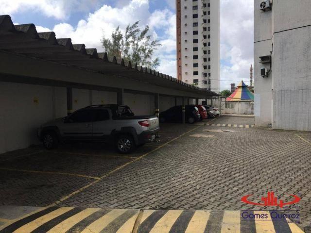 Apartamento com 3 dormitórios para alugar, 129 m² por R$ 1.400/mês - Dionisio Torres - For - Foto 6