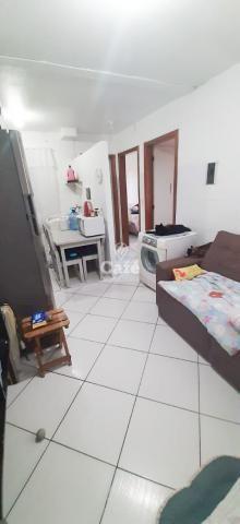 Ótimo apartamento, 2 dormitórios - Foto 3