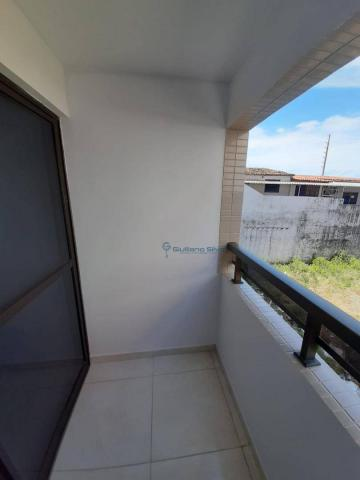 Códz: Ap0075 - Apto Novo, Bessa, 56 M², 2 Quartos Sendo 1 Suíte. Próx Á Praça Do Cajú - Foto 6