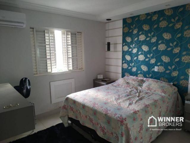 Lindo apartamento mobiliado à venda no centro de Cianorte! - Foto 14