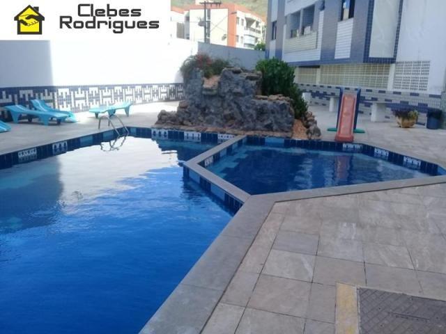 Oportunidade 2 qts com área de lazer completa na Praia do Morro