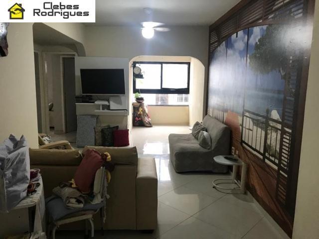 Oportunidade 2 qts com área de lazer completa na Praia do Morro - Foto 7