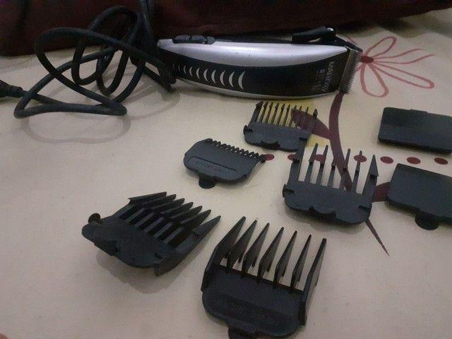 Máquina de cortar cabelo Mallory - Foto 2