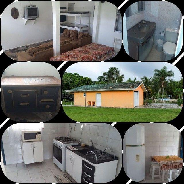 Alugamos Casas por dia em uma Maravilhosa Chácara no Litoral do Paraná. - Foto 4