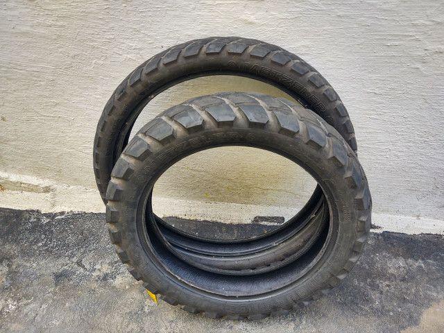 Par de pneu metzeler Original - Foto 2