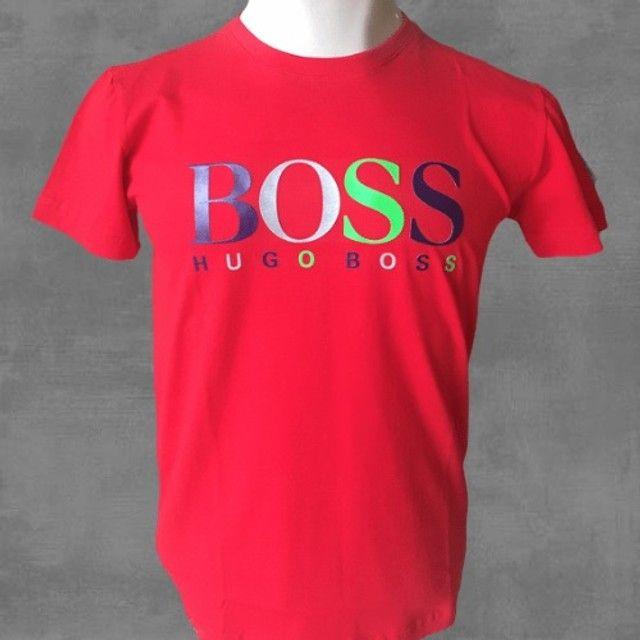 Camisa Peruana - Hugo Boss