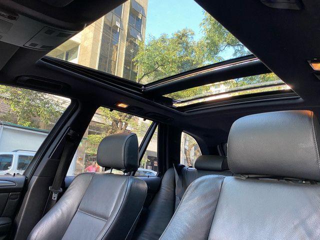 BMW X5 4.4 SPORT  TOP V8 ÚNICO DONO - Foto 9