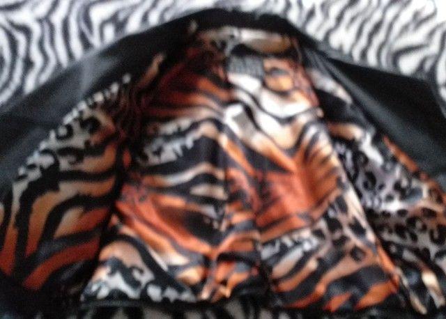 Jaqueta de couro feminina - Foto 6