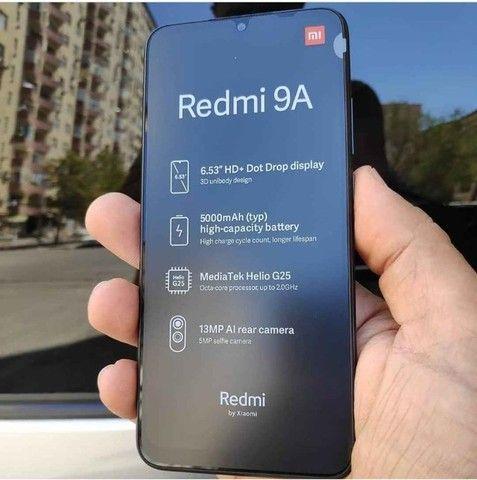 Queima Total!! Celular Xiaomi Redmi 9A 32GB Garantia 1 Ano Em Até 18X Brinde - Foto 2