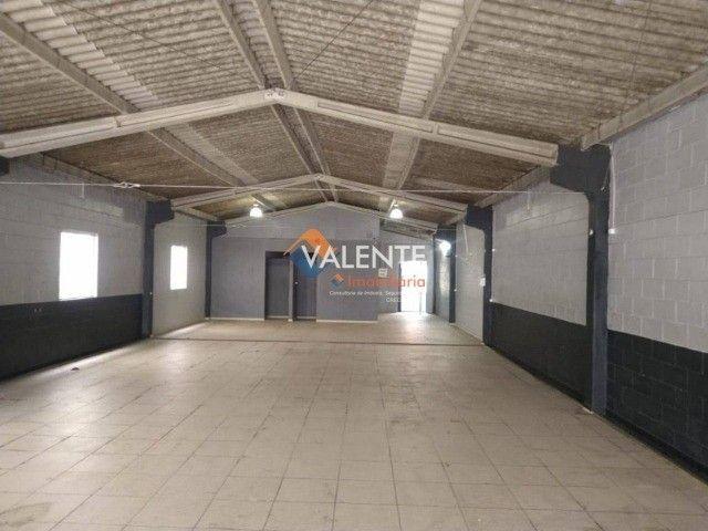Galpão para alugar- por R$ 5.400,00/mês - Vila Cascatinha - São Vicente/SP - Foto 5