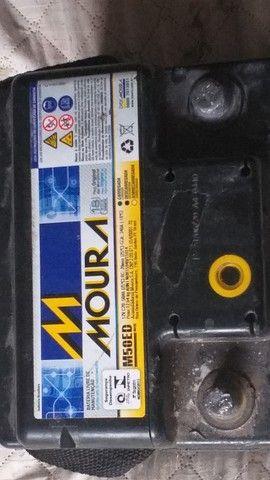 Vendo bateria  moura 150
