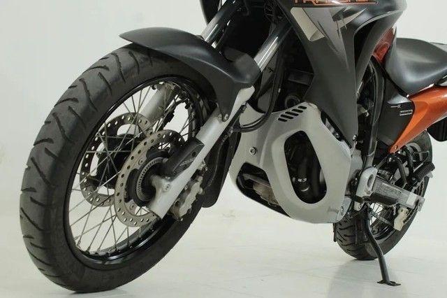 MOTO HONDA XI 700V  - Foto 3
