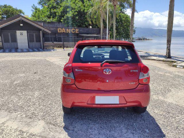 Toyota Etios 1.3 XS Completo - Ótimo Estado  - Foto 4