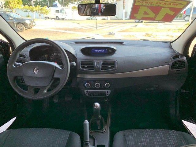 Renault Fluence 1.6 Expression 16v Flex 4p - Foto 13
