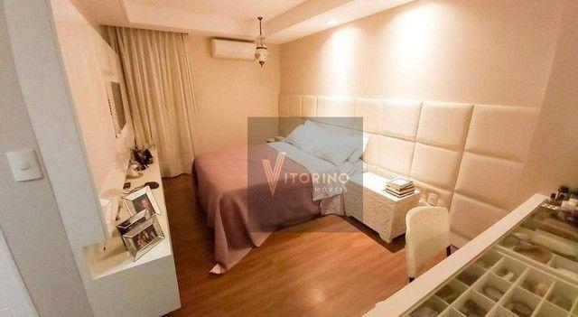 Apartamento com 3 dormitórios para alugar, 290 m² por R$ 7.000,00/mês - Manaíra - João Pes - Foto 8