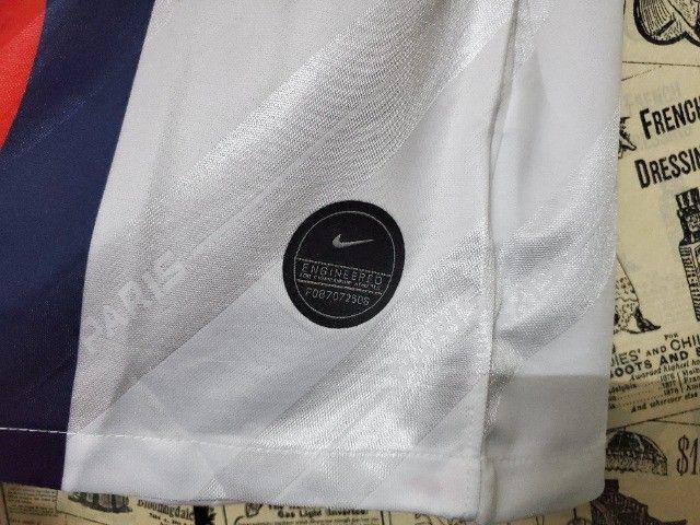 Camisa PSG 2019/20 Qualidade Original Importada - Foto 6