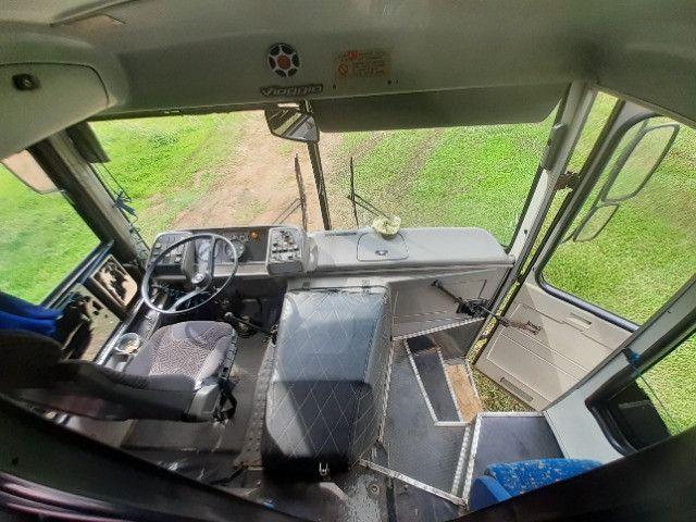 Ônibus Marcopolo Viaggio 1991