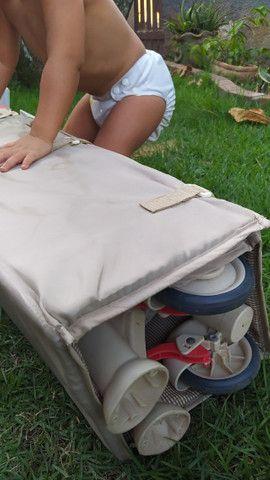 Berço Nanna Burigotto - Camping