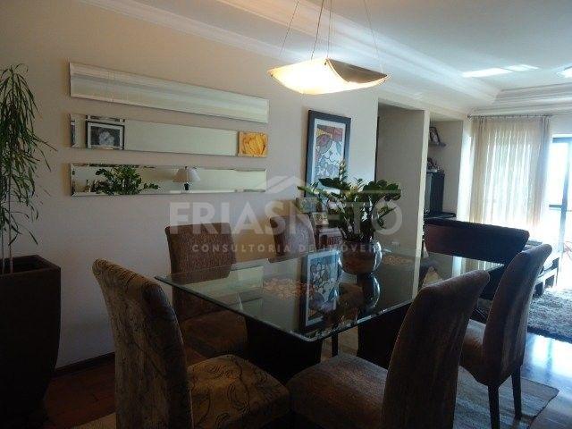 Apartamento à venda com 3 dormitórios em Alto, Piracicaba cod:V135908