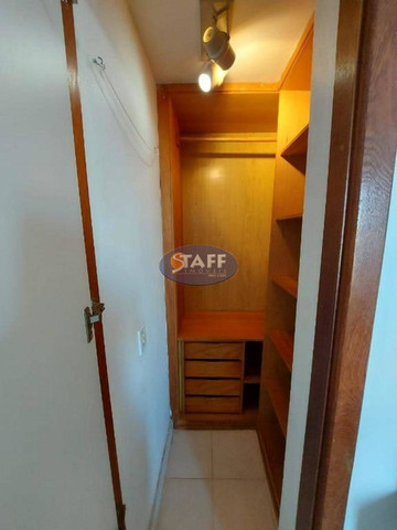 AZ-Apartamento com 3 quartos para alugar, 190 m² - Algodoal - Cabo Frio/R - Foto 15