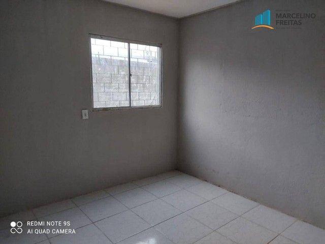 Casa com 2 dormitórios para alugar, 196 m² por R$ 609,00/mês - Urucunema - Eusébio/CE - Foto 5