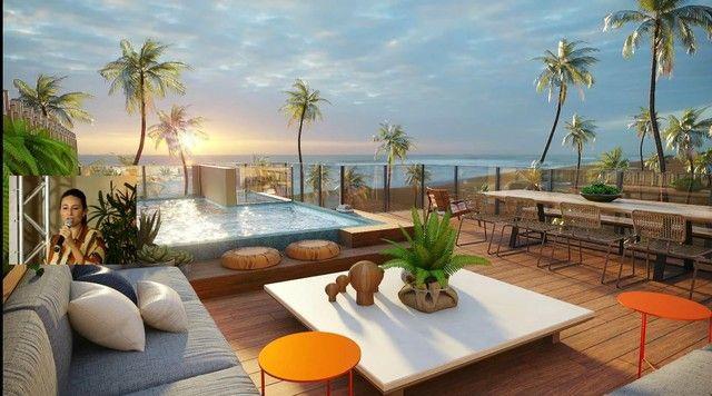 FM* Lançamento Cais Eco Residência moderno, sustentável a beira mar de Muro Alto.