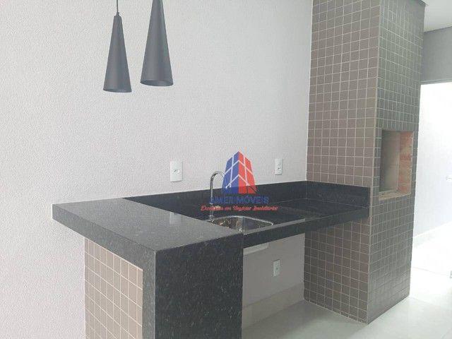 Casa com 3 dormitórios à venda, 119 m² por R$ 437.000,00 - Jardim Santa Rosa - Nova Odessa - Foto 5