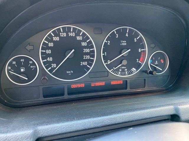 BMW X5 4.4 SPORT  TOP V8 ÚNICO DONO - Foto 11