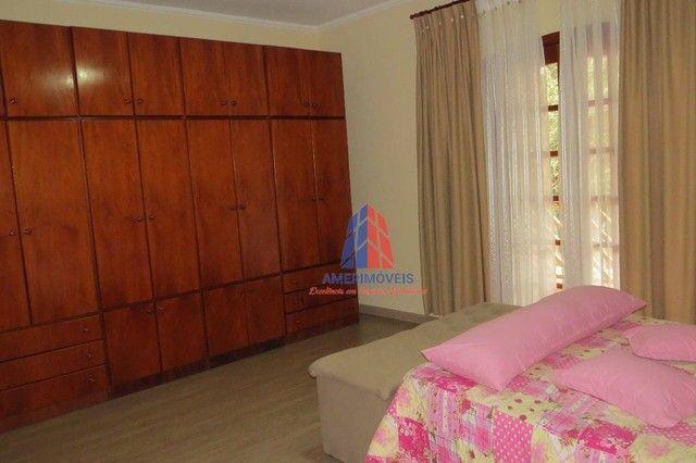 Casa com 3 dormitórios à venda, 211 m² por R$ 760.000,00 - Jardim Santa Rosa - Nova Odessa - Foto 7